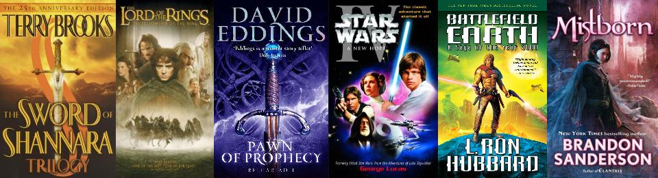 Sci-fi & Fantasy Readers
