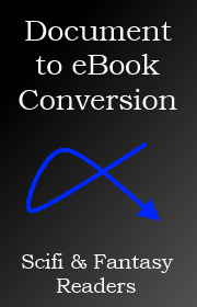 Document to eBook Conversion